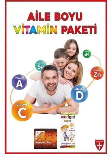 Nutrigen Nutrigen Aile Boyu Vitamin Paketi (Maxiwin C Plus + Supra) Renksiz